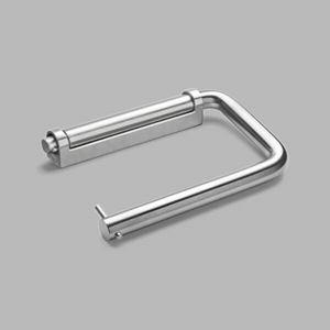 Groovy Toiletrulleholdere · Dansk design · Nem montering · d line PC73