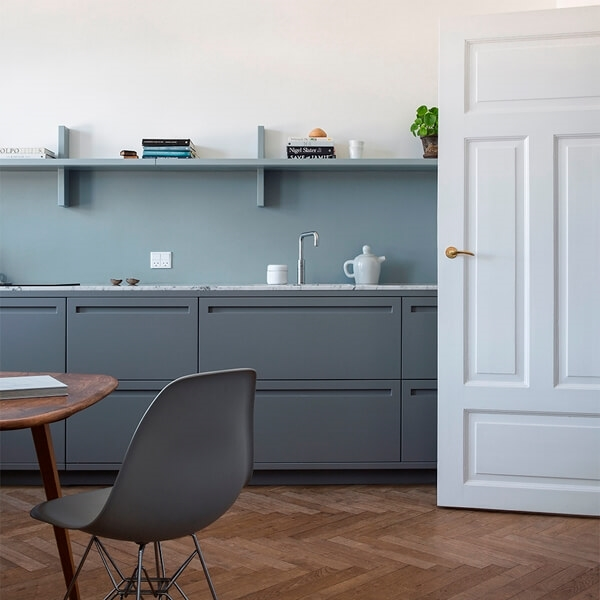 Arne Jacobsen messing dørgreb AJ97