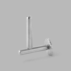 Ungdommelige Toiletrulleholdere · Dansk design · Nem montering · d line KL18