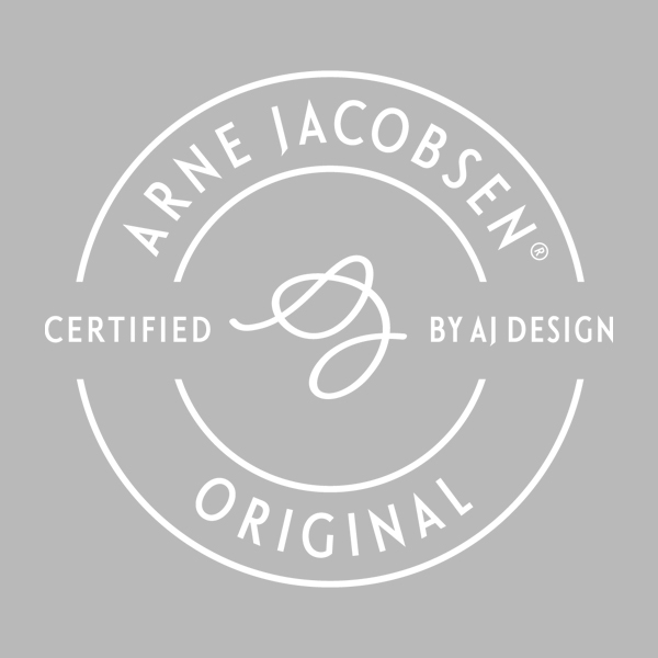Arne Jacobsen original partner certified